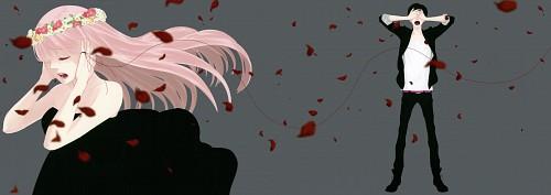 Yunomi, Just Be Friends -Illustrations-, Vocaloid, Luka Megurine