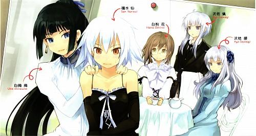 Kaito Shibano, David Production, Ben-To, Hana Oshiroi, Kyo Sawagi (Younger)