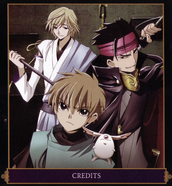 CLAMP, Production I.G, Tsubasa Reservoir Chronicle, Mokona, Syaoran Li