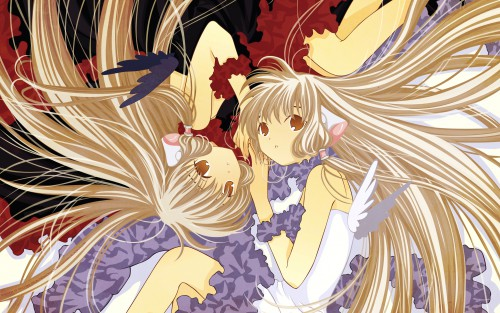 CLAMP, Madhouse, Chobits, Freya, Chii Wallpaper