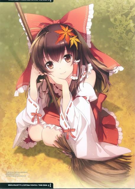 An2a, Petite Fatal MONO, Petite Fatal 5th, Touhou, Reimu Hakurei
