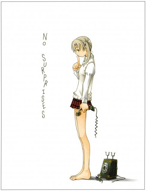 Atsushi Okubo, Soul Eater, Soul Art, Maka Albarn