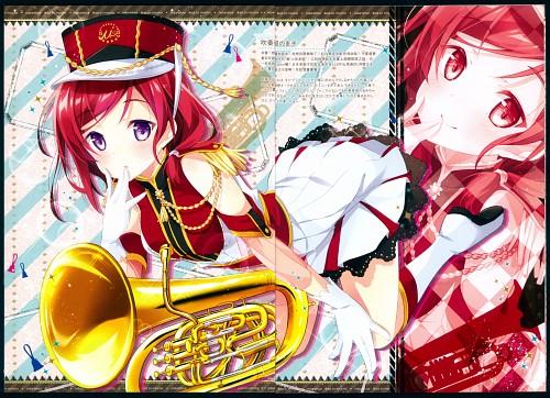 Mocha, Love Live Costume, Love Live! School Idol Project, Maki Nishikino, Doujinshi