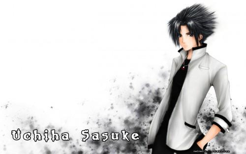 Masashi Kishimoto, Studio Pierrot, Naruto, Sasuke Uchiha, Member Art Wallpaper