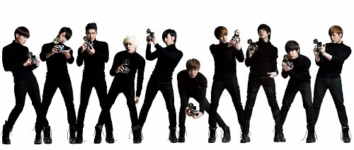 Shindong, Siwon, Yesung, Kyuhyun, Heechul