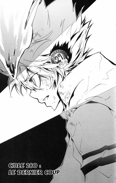 Akira Amano, Katekyo Hitman Reborn!, Tsunayoshi Sawada