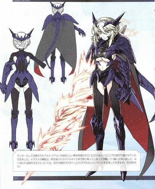 Akira Ishida, TYPE-MOON, Aniplex, Fate/Grand Order, Lancer Alter