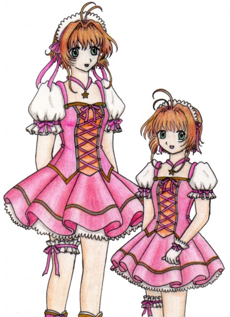 CLAMP, Madhouse, Cardcaptor Sakura, Tsubasa Reservoir Chronicle, Sakura Kinomoto