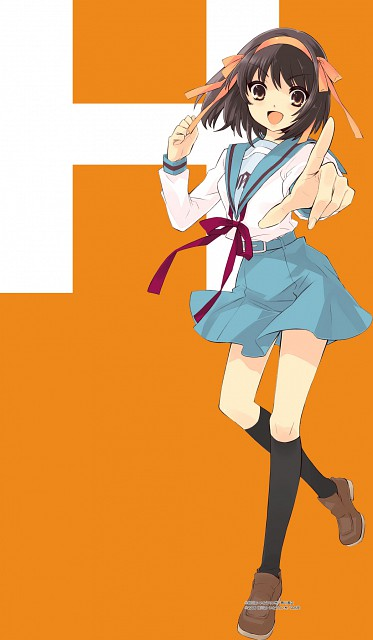 Noizi Ito, Kyoto Animation, The Melancholy of Suzumiya Haruhi, Haruhi Suzumiya, Manga Cover