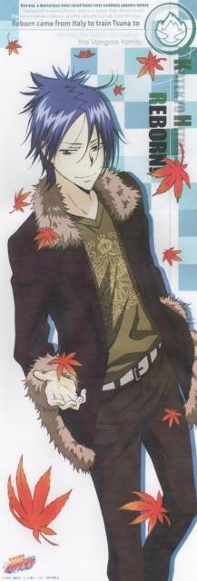 Akira Amano, Artland, Katekyo Hitman Reborn!, Mukuro Rokudo, Stick Poster