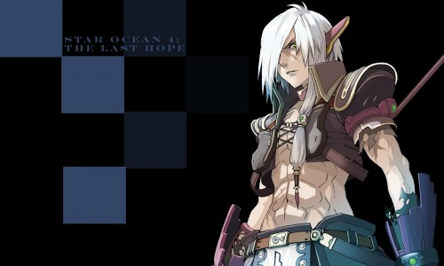 Star Ocean The Last Hope, Arumat P. Thanatos Wallpaper