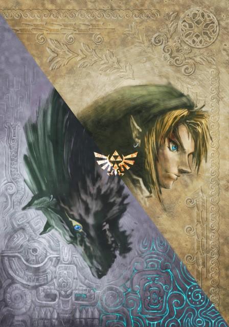 Nintendo, The Legend of Zelda: Twilight Princess, The Legend of Zelda, Link, Wolf Link