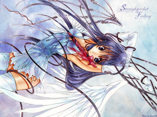 Seraphim Call Wallpaper