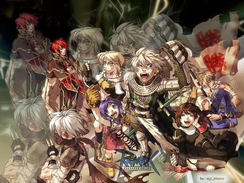 Ragnarok Online, Knight (Ragnarok Online), Assassin (Ragnarok Online), Blacksmith, Hunter (Ragnarok Online) Wallpaper