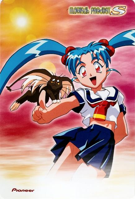 Magical Girl Pretty Sammy, Sasami Masaki Jurai