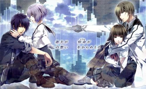 Teita, Idea Factory, NORN9, Natsuhiko Azuma, Mikoto Kuga