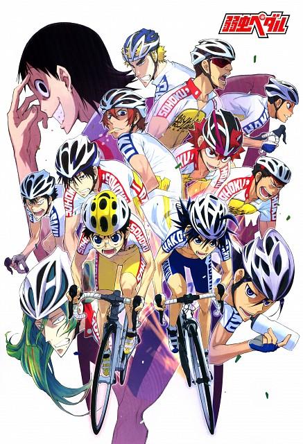 Wataru Watanabe, TMS Entertainment, Yowamushi Pedal, Shoukichi Naruko, Akira Midousuji