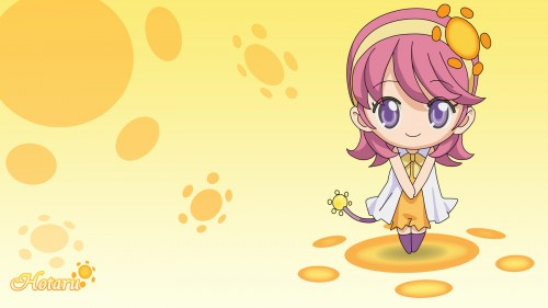 Peach-Pit, Satelight, Shugo Chara Wallpaper