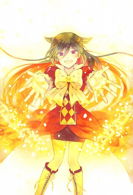 Jun Mochizuki, Xebec, Pandora Hearts, Pandora Hearts ~there is~, Alice