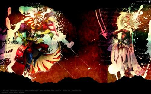 Square Enix, Final Fantasy Dissidia, Final Fantasy VI, Terra Branford Wallpaper