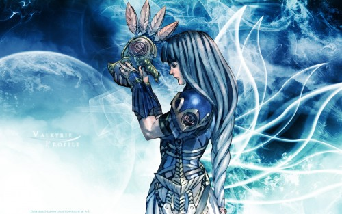 Valkyrie Profile, Lenneth Wallpaper