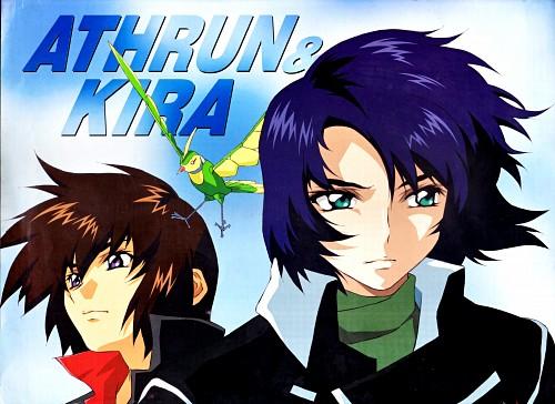 Hisashi Hirai, Sunrise (Studio), Mobile Suit Gundam SEED Destiny, Athrun Zala, Kira Yamato