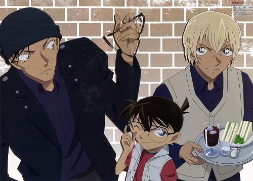 Gosho Aoyama, TMS Entertainment, Detective Conan, Rei Furuya, Conan Edogawa