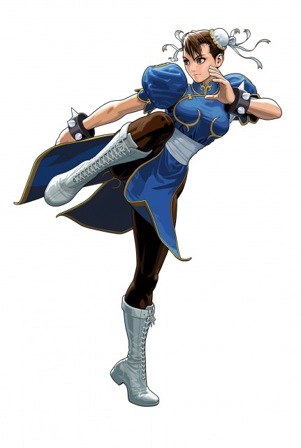Capcom, Tatsunoko Vs. Capcom, Street Fighter, Chun-Li