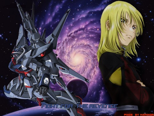 Sunrise (Studio), Mobile Suit Gundam SEED Destiny, Rey Za Burrel Wallpaper