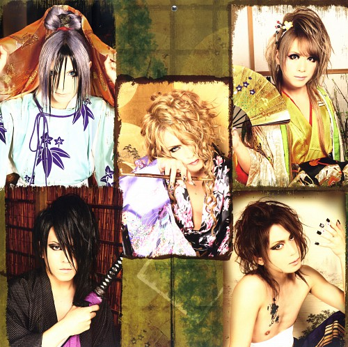 Kamijo, Masashi, Versailles: Philharmonic Quintet, Yuki, Hizaki