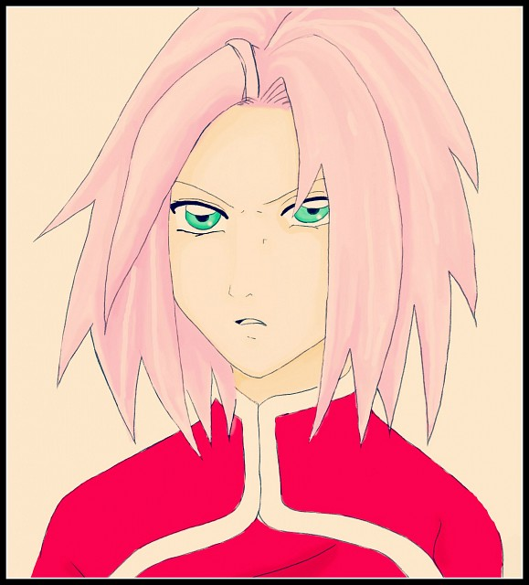 Naruto, Sakura Haruno, Member Art