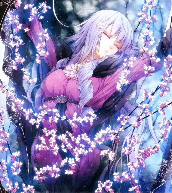 Kagerou Usuba, Idea Factory, Reine des Fleurs, Violette (Reine Des Fleurs)