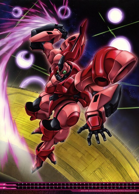 Sunrise (Studio), Mobile Suit Victory Gundam, Mobile Suit Gundam Series 2016 Calendar, Calendar