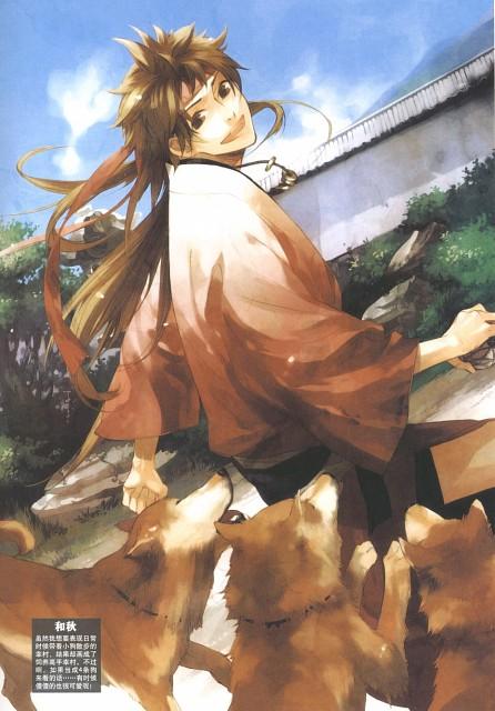 Kazuaki, Sengoku Basara 2 Visual & Sound Book Vol. 2, Sengoku Basara, Yukimura Sanada