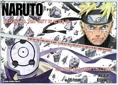 Masashi Kishimoto, Naruto, Obito Uchiha, Naruto Uzumaki, Chapter Cover