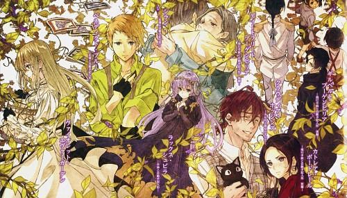 Akiko Takase, Kyoto Animation, Violet Evergarden, Claudia Hodgins, Cattleya Baudelaire