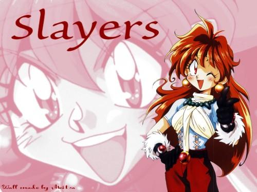 J.C. Staff, Slayers, Lina Inverse Wallpaper