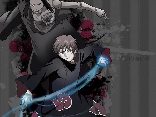 Masashi Kishimoto, Studio Pierrot, Naruto, Sasori, Vector Art Wallpaper