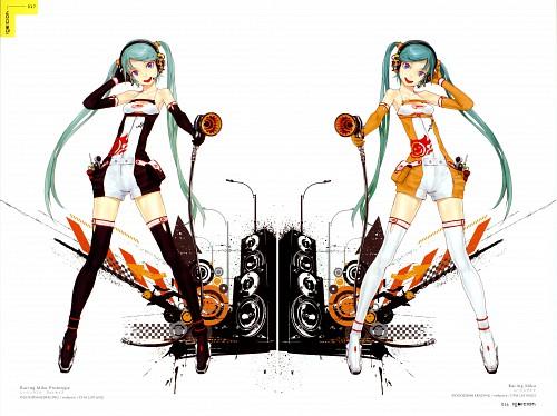 redjuice, IGNITION: redjuicegraphics works portfolio 2009-2010, Vocaloid, Miku Hatsune, Comic Market 78