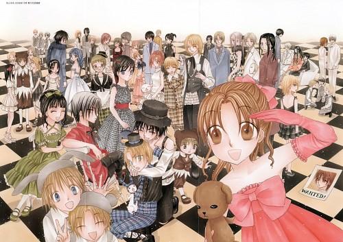 Tachibana Higuchi, Gakuen Alice, Graduation - Gakuen Alice Illustration Fan Book, Akira Tonouchi, Noda (Gakuen Alice)
