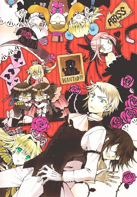 Jun Mochizuki, Xebec, Pandora Hearts, Pandora Hearts ~there is~, Xerxes Break