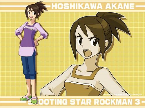 Keiji Inafune, Capcom, MegaMan, Akane Hoshikawa, Official Wallpaper