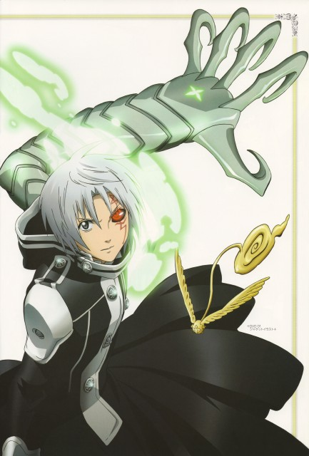 TMS Entertainment, D Gray-Man, Allen Walker, Timcanpy