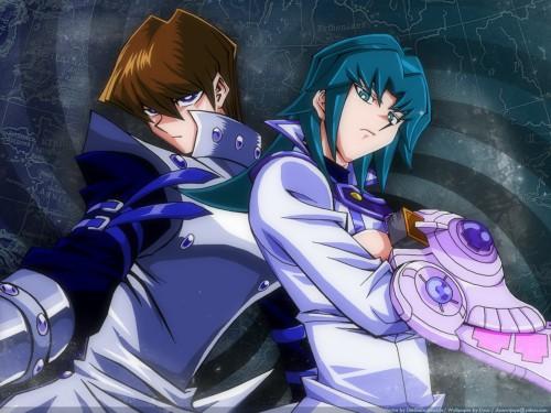 Kazuki Takahashi, Studio Gallop, Yu-Gi-Oh GX, Yu-Gi-Oh Duel Monsters, Ryo Marafuji Wallpaper