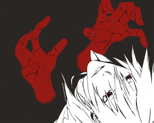 Miwa Shirow, Dogs: Bullets and Carnage, Haine Rammsteiner Wallpaper
