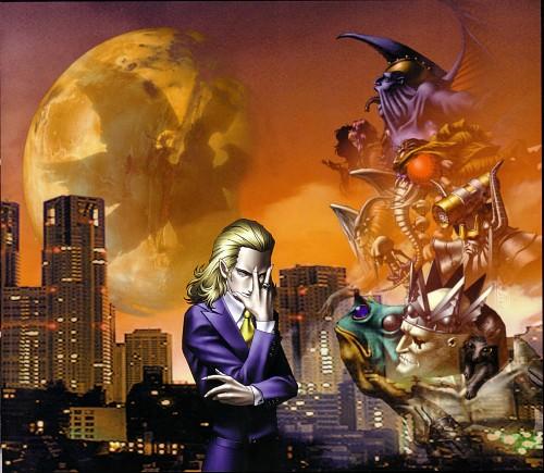 Kazuma Kaneko, Atlus, TMS Entertainment, Shin Megami Tensei, Lucifer (Shin Megami Tensei)