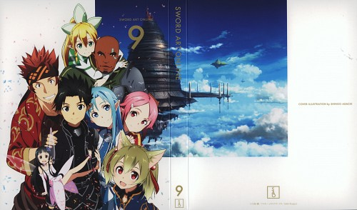 Abec, A-1 Pictures, Sword Art Online, Andrew Gilbert Mills, Leafa