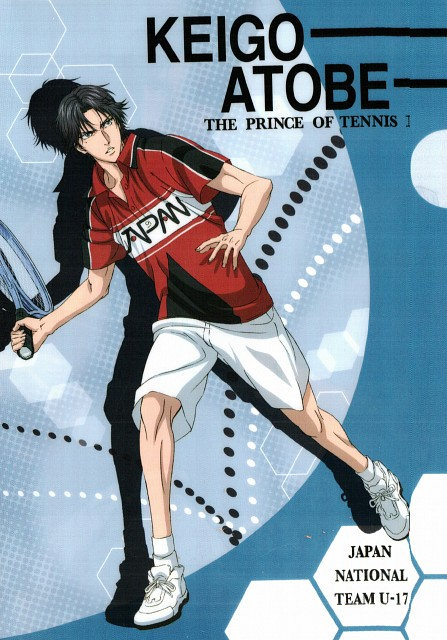 Takeshi Konomi, Production I.G, Prince of Tennis, Keigo Atobe