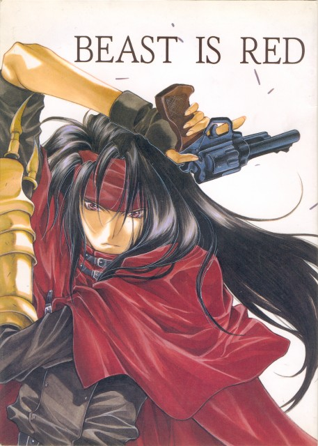 Final Fantasy VII, Vincent Valentine, Doujinshi