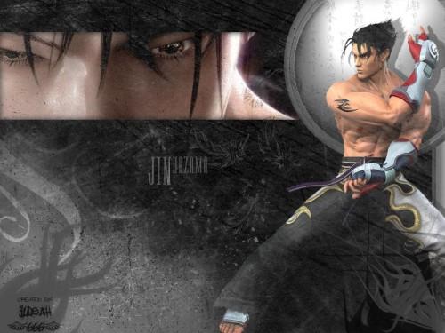 Namco, Tekken, Jin Kazama Wallpaper